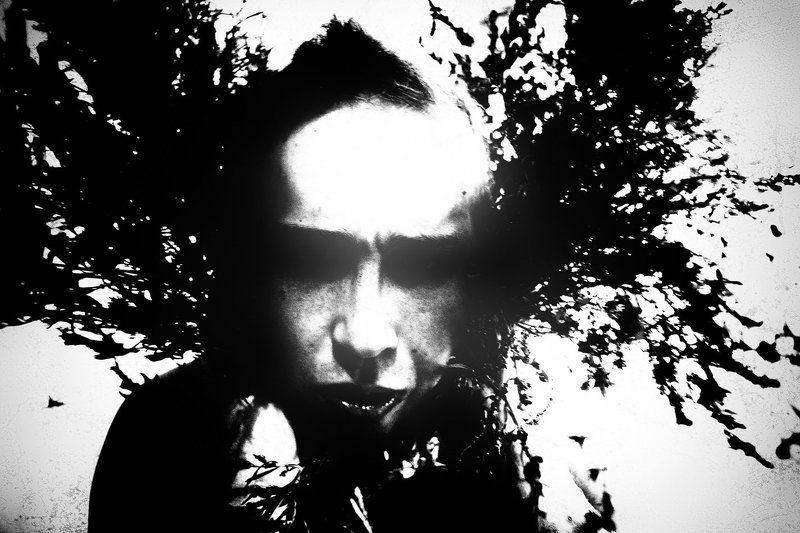 Bw, Light, Man, Music, Self-Portrait, Transsubstancjacja Transsubstancjacjaphoto preview