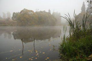 Ранним осенним туманным утром