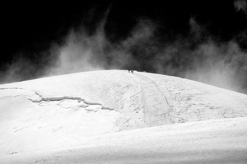 пик Ленина. Лагерь 3 (6100 м)photo preview