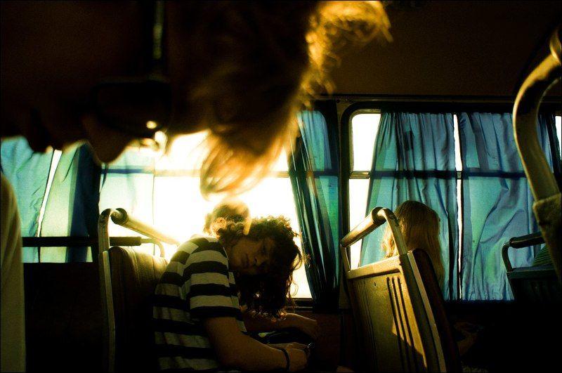 tarbeev, быт, возвращение, дом, жанр, история, паром, путешествие, путь, серия, тарбеев, цветок Дорога домойphoto preview