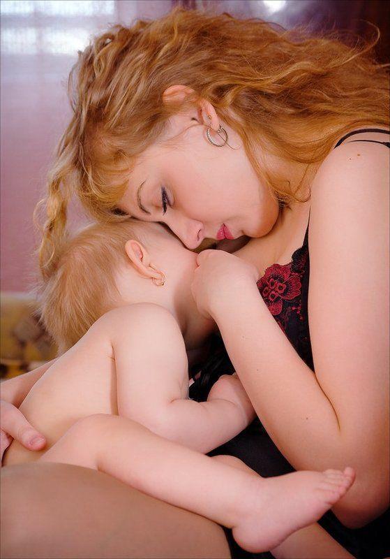 Нежное Счастье Материнстваphoto preview