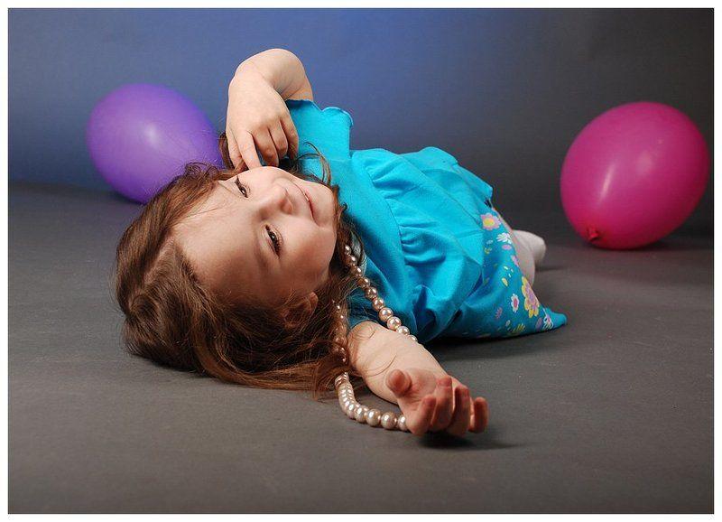 портрет, девочка, ребенок, детство, счастье Беззаботное...детство...photo preview