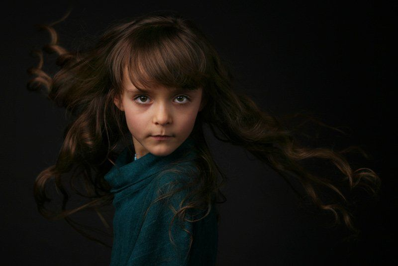 ребенок, девочка, детство. софия руснак * * *photo preview