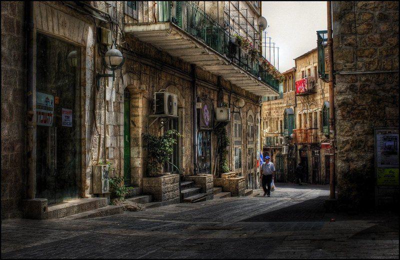 Иерусалимские прогулкиphoto preview