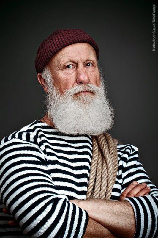 Beard, Oldman, Seaman seamanphoto preview