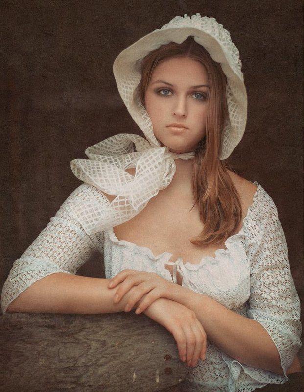 Girl, Portrait, Roman Shafoval Portrait XXI am....photo preview