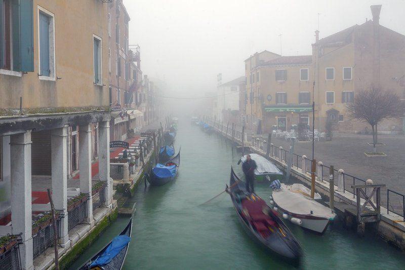 Под туманным покрывалом Венеции (II)photo preview