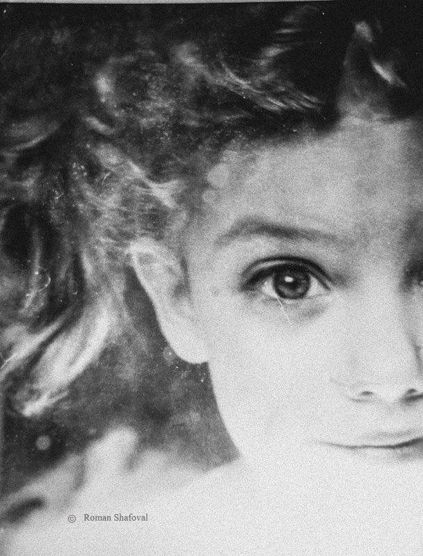 1992 год, Portrait, Roman Shafoval, Плёнка Alice...photo preview