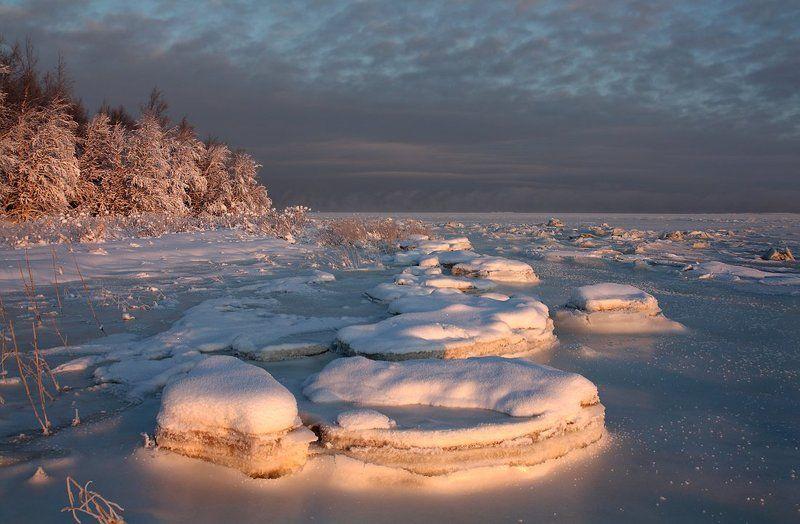 Замерзающее мореphoto preview
