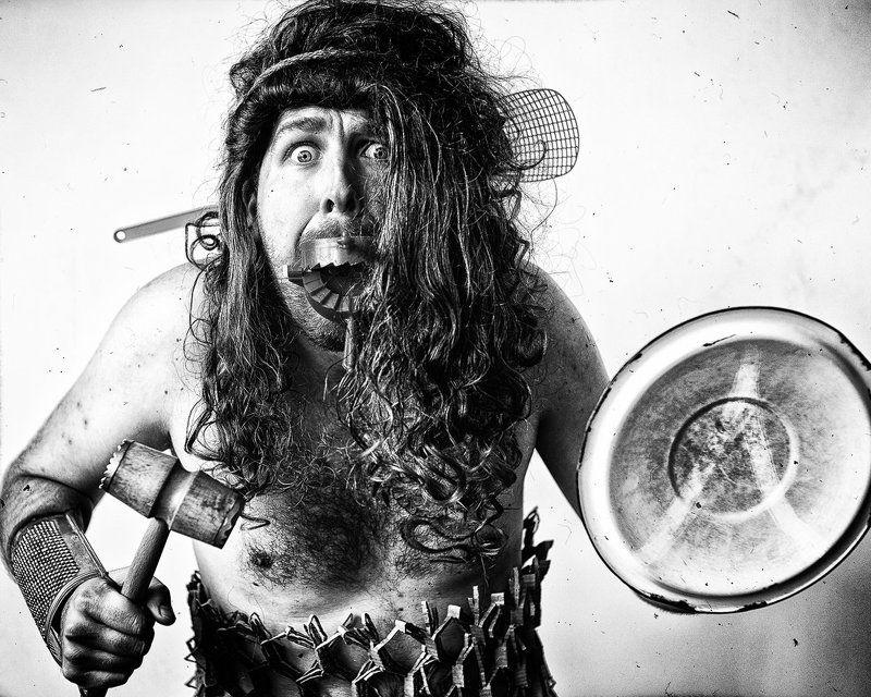 Warrior Of The Kitchen Revolutionphoto preview
