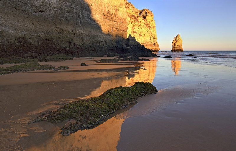 Algarve, Ocean, Portugal, Алгарве, Португалия ***photo preview