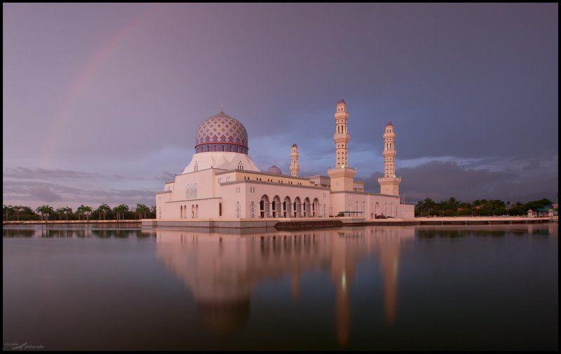 Мечеть г. Кота Кинибалуphoto preview