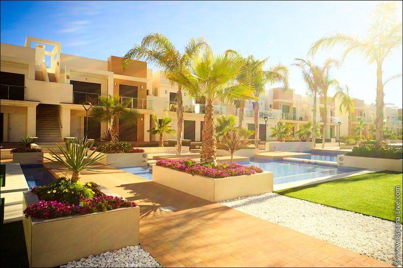 Аликанте, Валенсия, Испания, Коста бланка, Недвижимость, Недвижимость в испании Новая недвижимость в Испании на берегу моряphoto preview