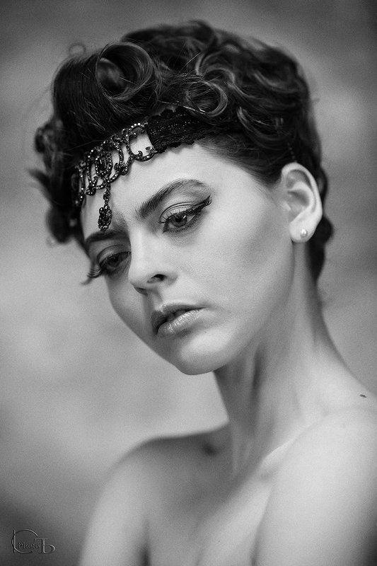 Beauty girl, Portrait Анитаphoto preview
