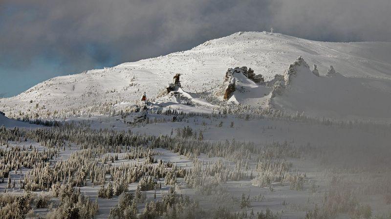 Гора Курган...photo preview