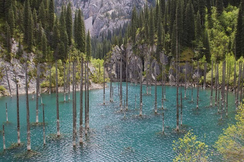 Озеро Каиндыphoto preview