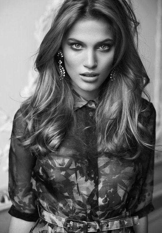 Bnw, Bw, Eyes, Face, Look, Model, Photo, Photographer, Romanenko Sonyaphoto preview