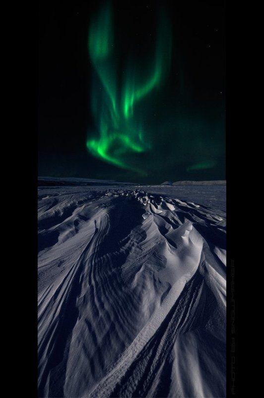 фото, чукотка, снег, photo, chukotka, snowmaker, северное сияние, полярное сияние, polar light, линии, l i n e s Что снится ангелам...photo preview