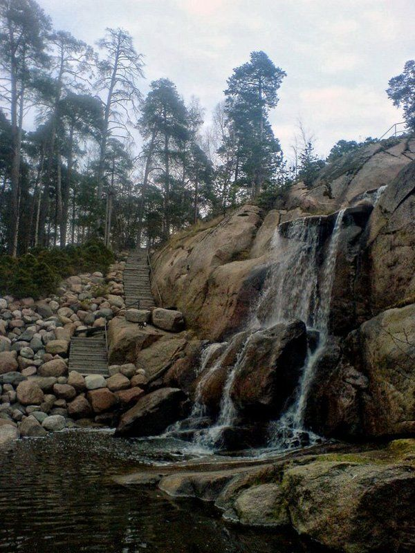 park, kotka, finland Sapokkaphoto preview