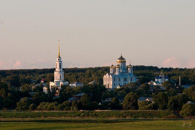 монастырь, задонск, липецкая, область Задонский монастырьphoto preview
