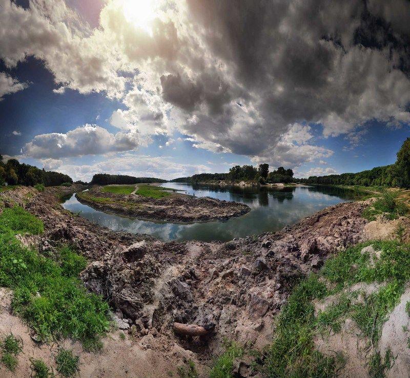 реки поворотphoto preview