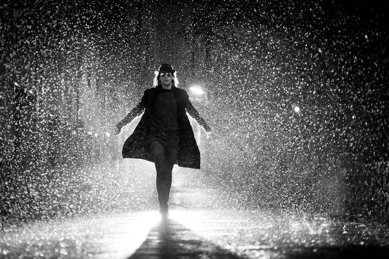 rain, japan, portrait, self A rainy self-portraitphoto preview
