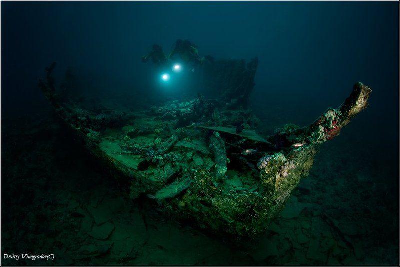Старый корабльphoto preview
