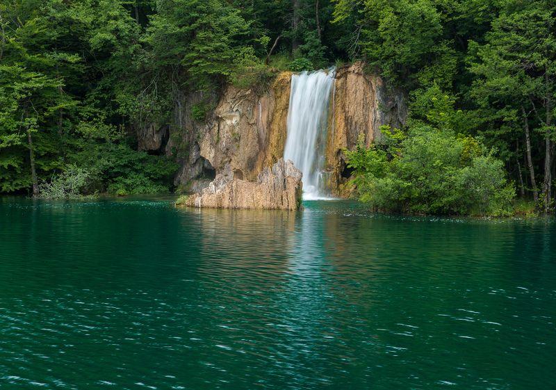 Плитвицкие озера . Хорватияphoto preview