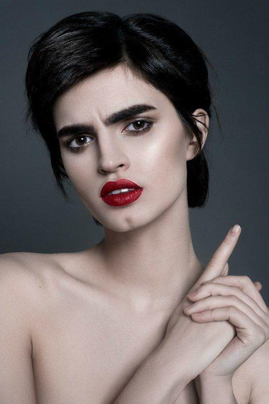 Beauty, Makeup, Model, Photo, Photographer Alena Nikitina, Photoshooting, Фотосъемка Саша Паникаphoto preview