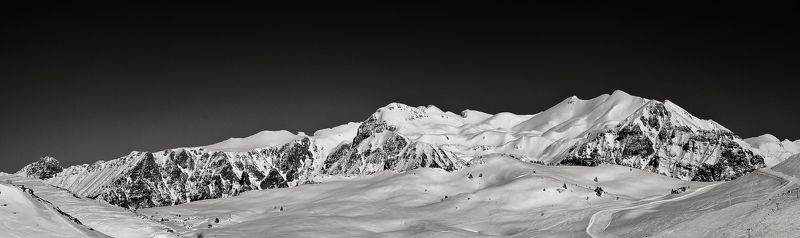 montagna,neve,panorama,paesaggio,bianco, Alta lessiniaphoto preview