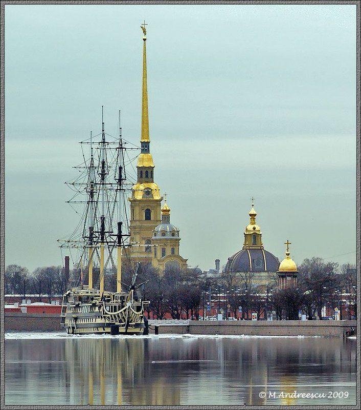 питер, санкт-петербург Петербургская классика (Этюд №3)photo preview