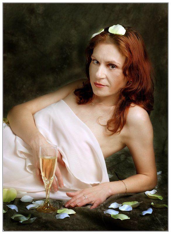 портрет, девушка, студия Соблазн...photo preview