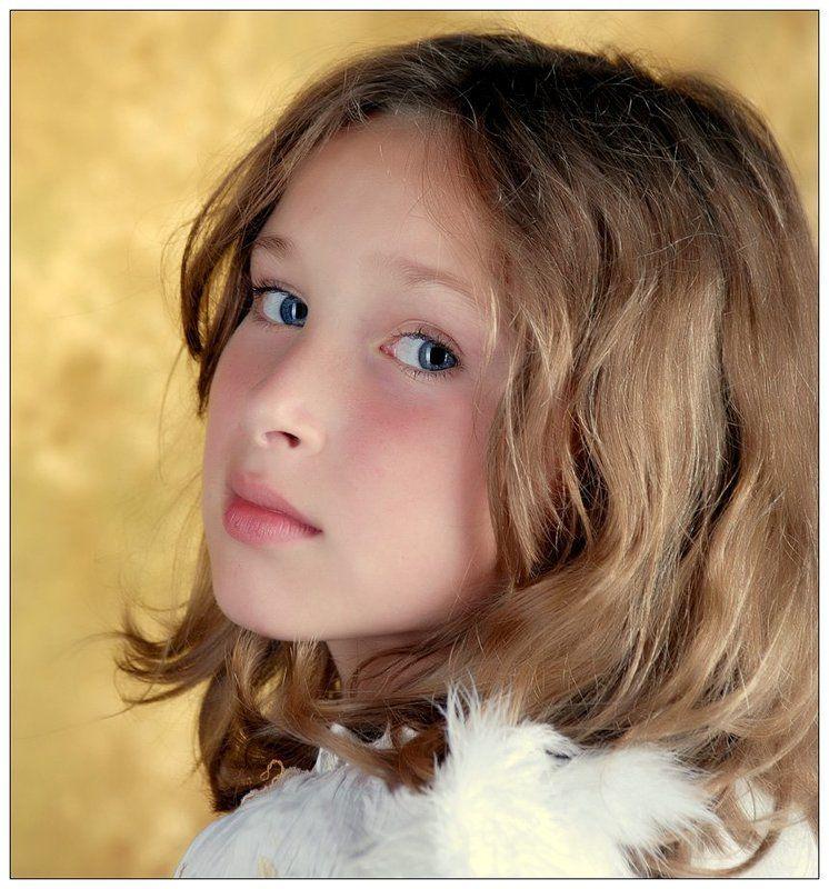 портрет, девочка, студия Анастасияphoto preview