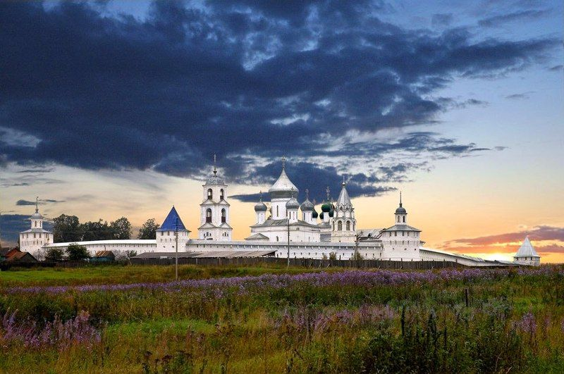 Никитский Мужской монастырь - Переславль залесский -ХI векphoto preview