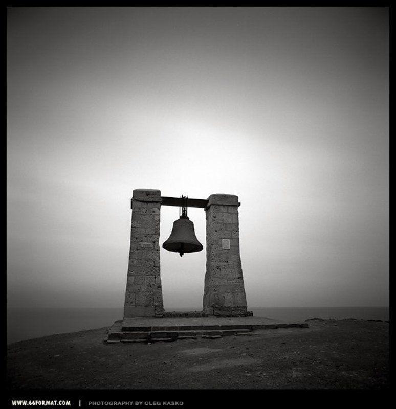travel, bw, hasselblad, 6x6, чб Херсонесский колоколphoto preview