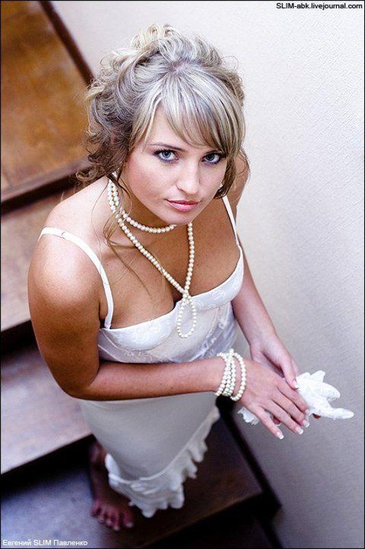 портрет, девушка, предсвадебное Лестница...photo preview
