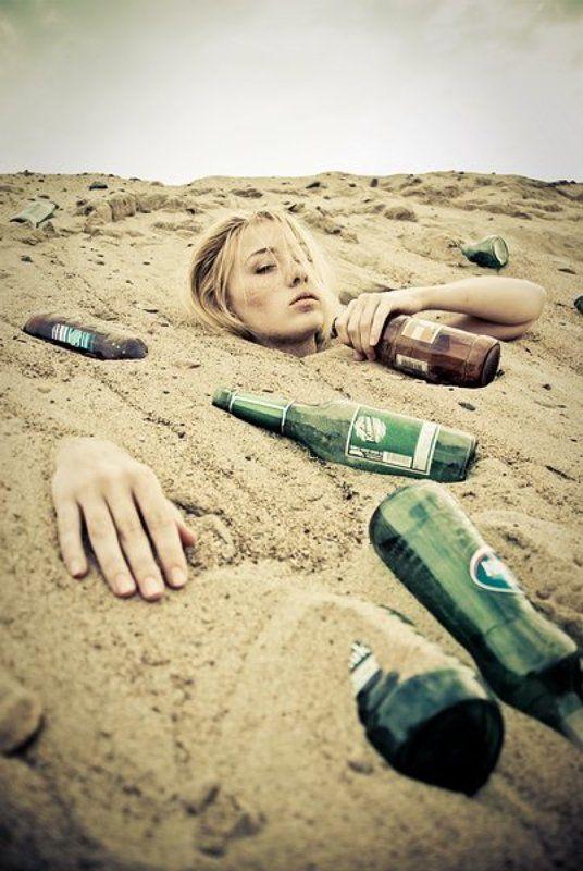 Алкоголь зарываетphoto preview