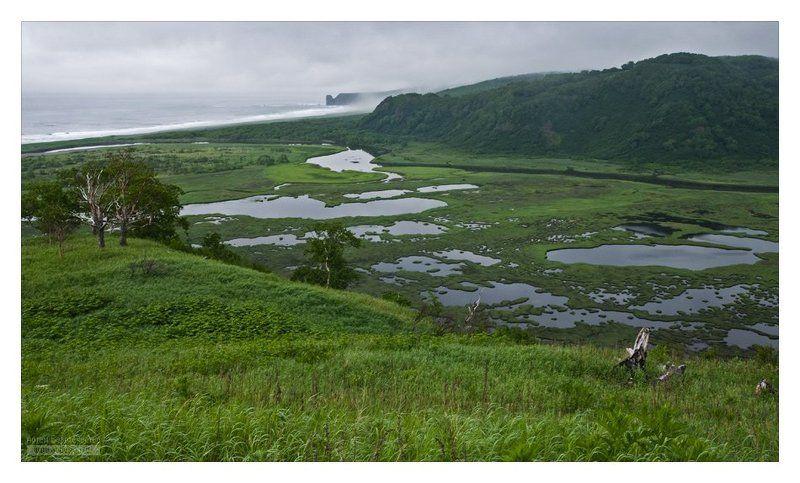 камчатка, тихий океан, озеро приливное Край тысячи озер :)photo preview