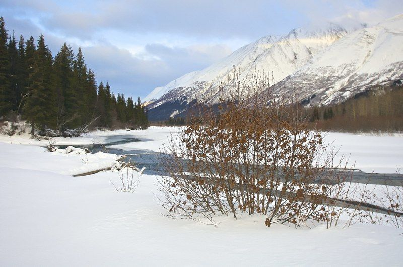 Аляска. рання веснаphoto preview