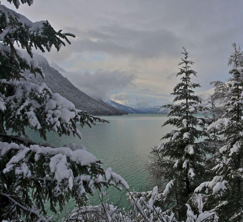 Немного зимней Аляскиphoto preview
