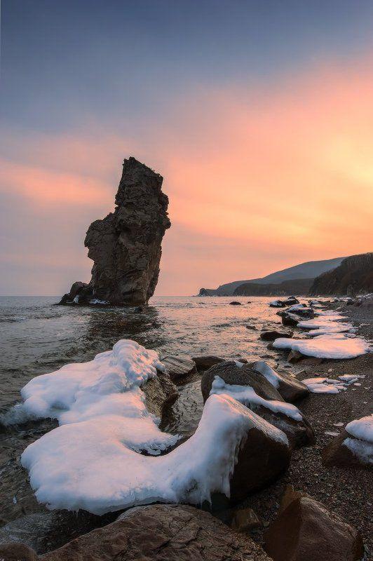Пейзажи залива Владимира. Японское мореphoto preview