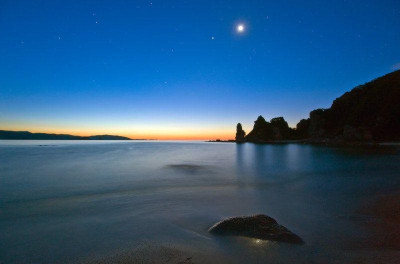 Заря на Тихом океанеphoto preview