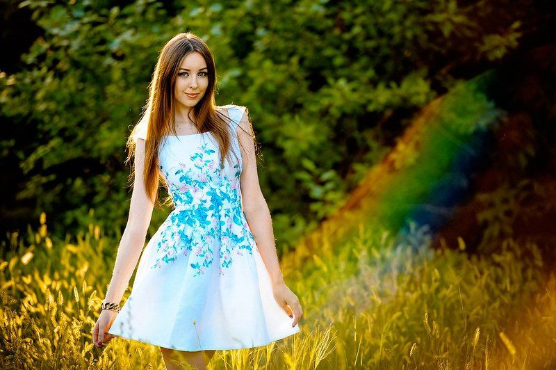 nikon,nikkor,70-200,портрет, девушка, закат, вечер, Казахстан,Караганда,britvin.kz,@britvin.kz Анастасияphoto preview