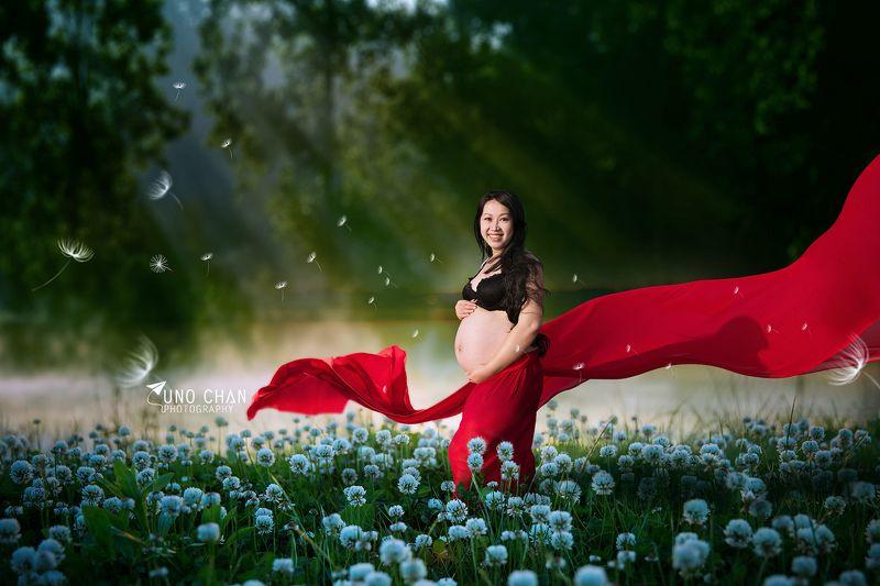 unochan, vuonghongchan, vietnam, mother, baby, happy Motherphoto preview