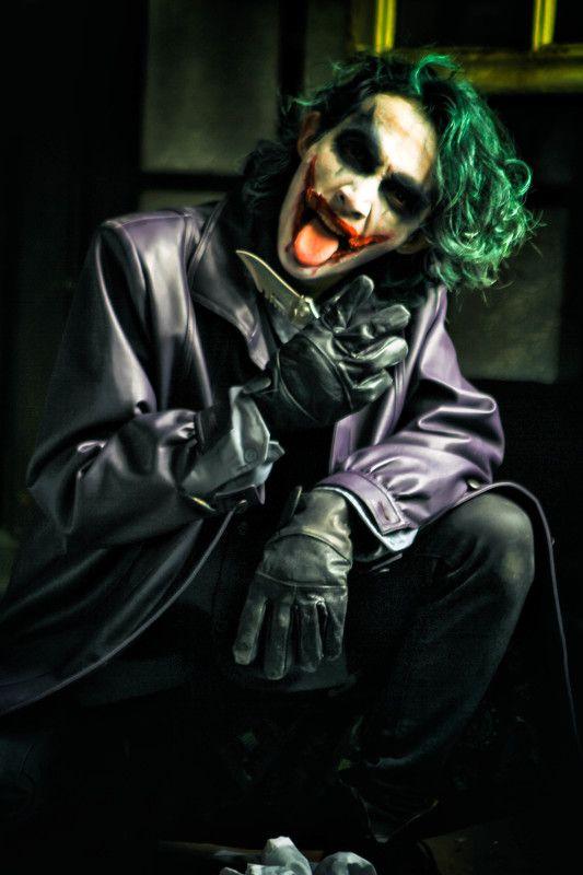 Joker The Joker Facephoto preview