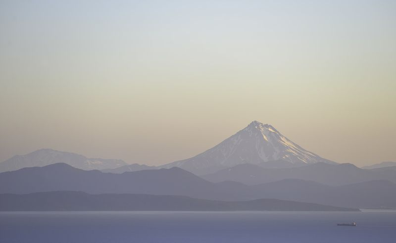Камчатские закатыphoto preview