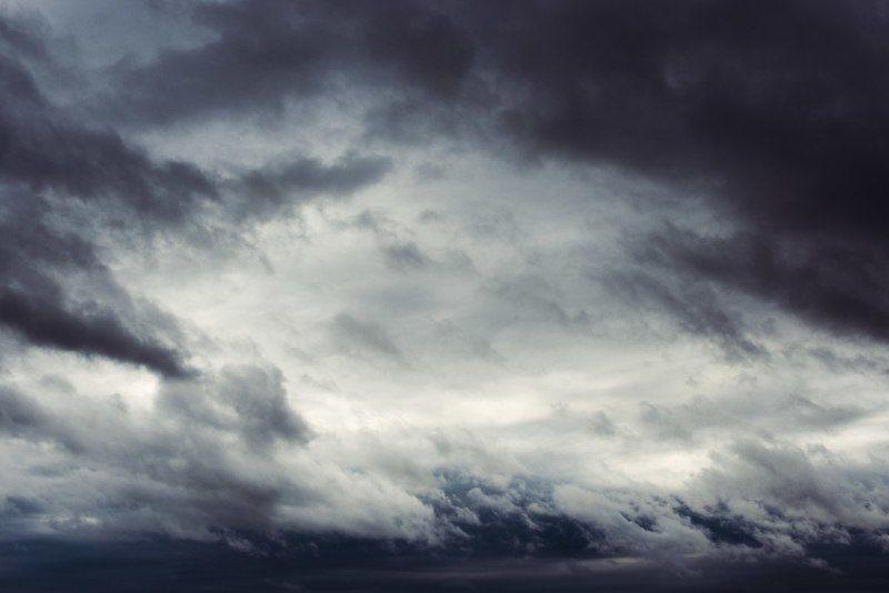 небо, природа, туман Туманphoto preview