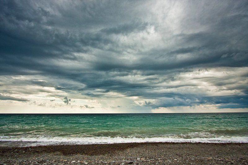 анапа, сукко,море, шторм Буря мглою...photo preview