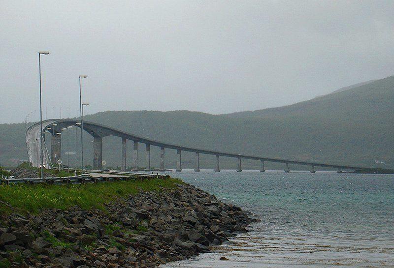 дорога.мост.норвегия Bridgephoto preview