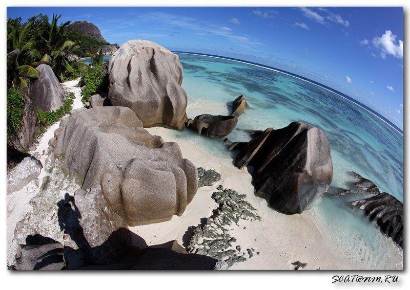 la digue, ла диг, сейшеллы, seychelles, острова, баунти The Round World  *La Digue*photo preview